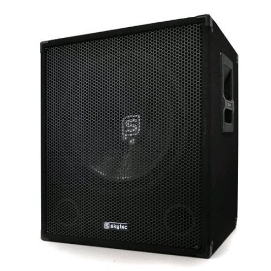 "Subwoofer PA activo 18""/46cm 1000W 170.755 SkyTec  SMWA18"