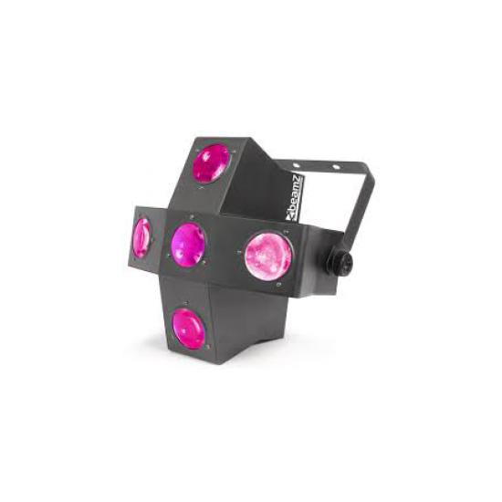 RGBAW LEDs DMX  BeamZ MultiTrix 320 #2