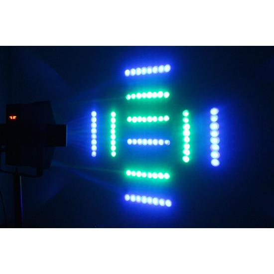 BeamZ MultiTrix 320 RGBAW LEDs DMX 153.724 BeamZ Professional BeamZ MultiTrix 320 #3