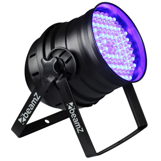 LED Par 64 176x 10mm RGB LEDs BeamZ 151.242