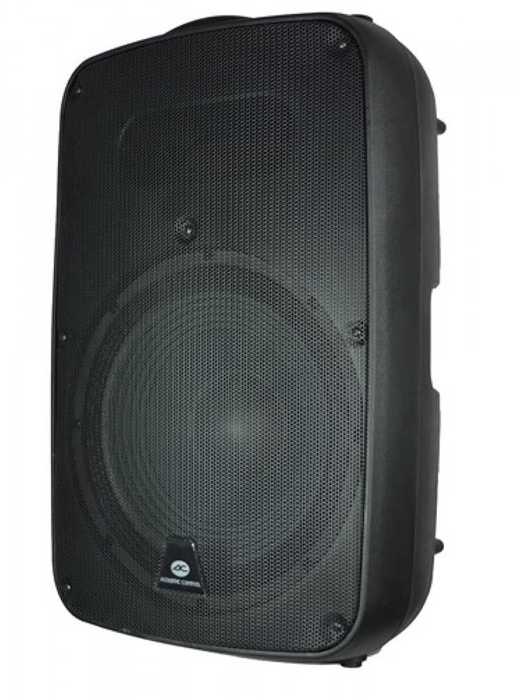 Pack subwoofer 300W + 2 Altavoces 300W + Mezclador 2 Canales con USB SD Bluetooth Acoustic Control DJ COMPLETO 1 SUB #3