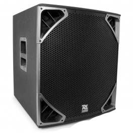 "Subwoofer activo clase-D 18"" 1400W 015786 Power Dynamics PD618SA"