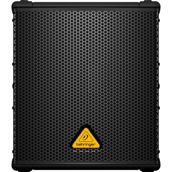 Subgrave activo compacto con crossover stereo 500Wrms Behringer B1200D-PRO