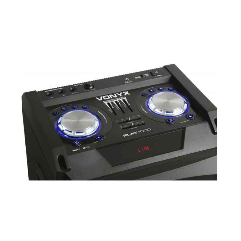 016027 Bafle Activo Party 400W   Vonyx  PLAY1000 #3