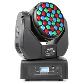 LED MOVING HEAD 37X 3W RGB 017763 BeamZ MHL373