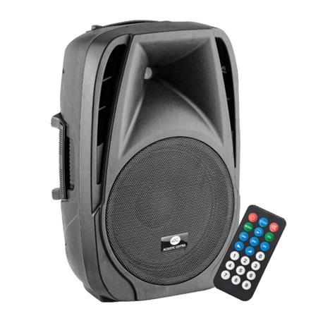 altavoz activo con MP3 y bluetooth de 80W RMS Acoustic Control SAC 8 BT