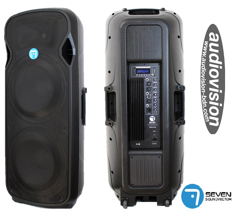PACK PRO DIRECTO ] PACK4000W SEVEN* MEZCLADORA 6 CANALES PYLE* Audiovision #3
