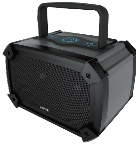 ALTAVOZ PORTATIL BLUETOOTH PARA EXTERIOR LTC FREESOUND20