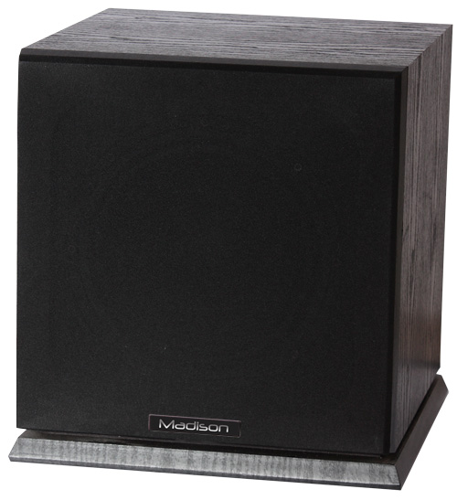SUBWOOFER ACTIVO 100W MADISON MAD-SW800