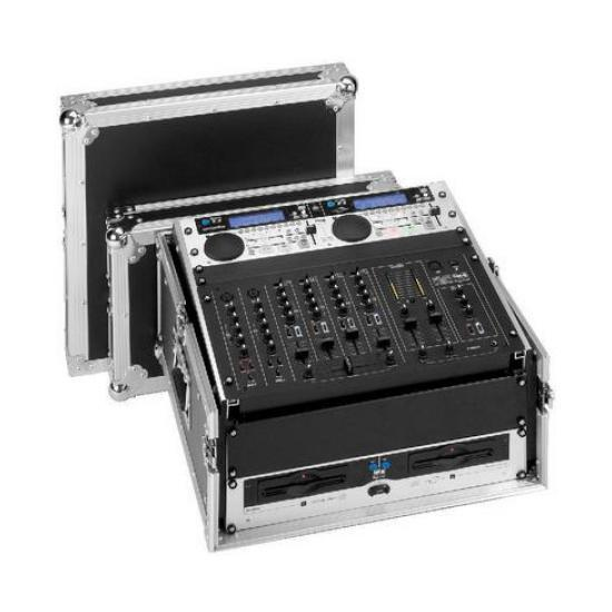Serie de flightcases IMG Stage Line MR-104DJ
