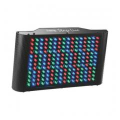 ESTROBOSCOPIO DE LED A COLOR CON DMX IMG Stage Line LED-500DX/RGB