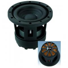 SUBWOOFER 6,5´´ (18cm) 300W 4OHMS Carpower RAPTOR-6