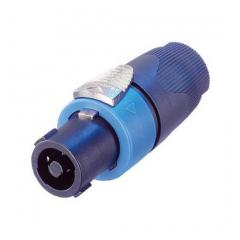 CONECTOR SPEAKON MACHO 4C Neutrik NL4FX