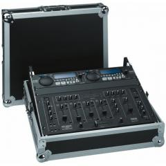 FLIGHTCASE DE 9 UNIDADES PARA APARATOS ESTANDAR 19 IMG Stage Line MR-919DJ