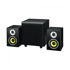 SUBWOOFER CON USB PARA PC + 2 ALTAVOCES - 200Wrms IMG Stage Line SOUND-21SET