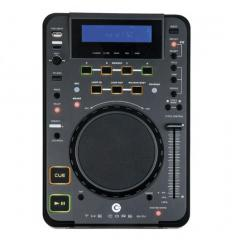 LECTOR DJ PRO DE SOBREMESA PARA CD MP3 Y USB Dap Audio CDMP-750
