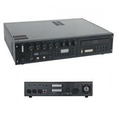 AMPLIFICADOR DE MEGAFONÍA 100V/80W CON CD MP3, RADIO Y USB Dap Audio PA-805CDTU