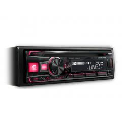 AUTORADIO CON CD MP3 USB BLUETOOTH 50Wx4 Alpine CDE-183BT