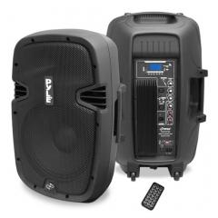 Altavoz autoamplificado 12p 900W USB SD Bluetooth AM/FM Pyle PPHP1237UB