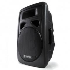 "SP1200A Altavoz amplificado 12"" PA Hi-End 600W SkyTec  SP1200A"