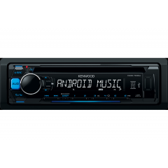 Radio CD USB AUX Kenwood KDC-100UB
