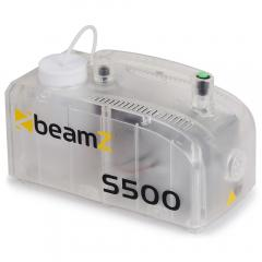 BeamZ 160.432 S500PC Maquina de humo carcasa transparente con LED Beamz  S500PC