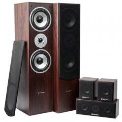 Sistema Home Theatre 5.0 - Nogal Skytronic 100.333 EU