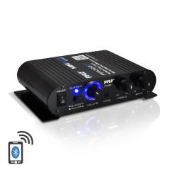 Mini Amplificador 12V 90W Bluetooth Pyle PFA330