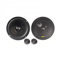 "Kit 2 altavoces 6,5"" extraplanos con 2 tweeters Kipus MG-62"