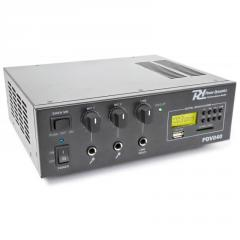 952.046 Amplificador 40W/100V-12V MP3 Power Dynamics PDV040