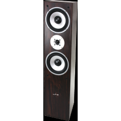 ALTAVOCES HIFI BASS REFLEX  3 VIAS 350W - COLOR WALNUT LTC L766-WA