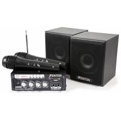 103.145 Kit de Amplificador con bafles USB/SD/BT FENTON AV380BT