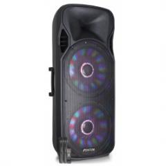 "170.094 Bafle Activo doble 15"" 1600W FENTON FT215LED"