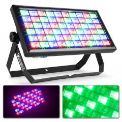 150.687 Baño de pared LED BeamZ WH180RGB