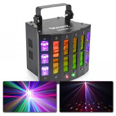 Derby con Laser RG y strobo 016097 BeamZ Magic2