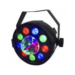 Proyector de36 W LED RGB con efecto magic incorporado Pro Light MAGIC PAR LED
