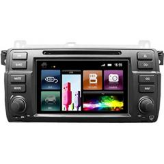 Radio Multimedia BMW Serie 3 E46  WINCE DVD Audiovision  BMW-010-W7