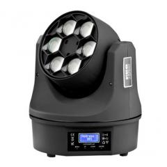 Cabeza móvil multi-beam de 90W LED con mezcla de color RGBW Pro Light LT BEE EFFECT