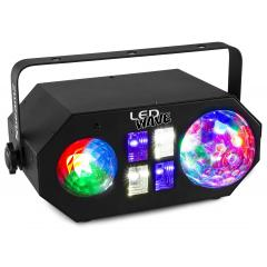 LEDWAVE LED Jellyball, Water Wave y Efecto UV BeamZ LEDWAVE LED
