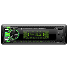 Auto-radio MP3,FM de sintonía  pantalla en 7 colores   Corvy RT-365 BT
