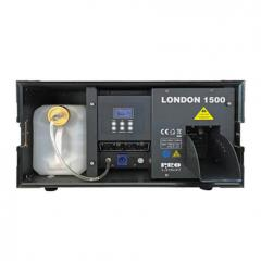 Máquina Hazer profesional en flight case LONDON 1500 PRO Pro Light LONDON 1500 Máquina Hazer