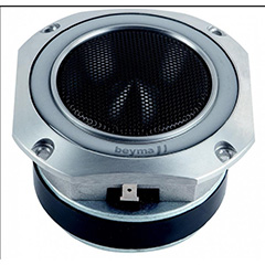 AST-22 TWEETER BEYMA 4 Ohm CAR AUDIO Beyma AST-22