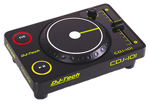 MINI USB CONTROLLER DJ-Tech CDJ101