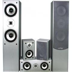 ALTAVOCES HOME THEATER 5.0 SILVER LTC E1004SI