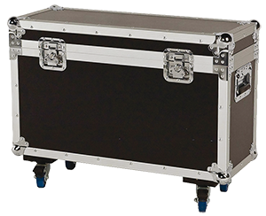TRANSPORT CASE FOR 2x BEAM-2RX AFX FL-2BEAMX