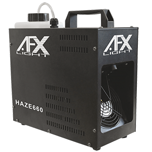 HAZE MACHINE AFX HAZE660