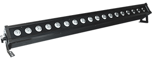 IN-/OUTDOOR LED BAR WASH RGBWA (IP65) AFX IBAR1815