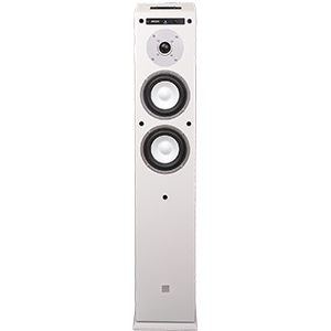 COLUMNA CENTRAL AMPLIFICADA CON USB/SD & BLUETOOTH ' 16cm / 60W MADISON KODA-CENTER-WH