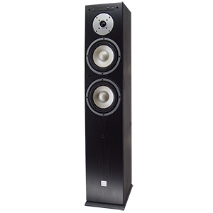 COLUMNA CENTRAL AMPLIFICADA CON USB/SD & BLUETOOTH ' 16cm / 60W MADISON KODA-CENTER-BK