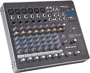 PROFESSIONAL MIXER BST LAB8DSP